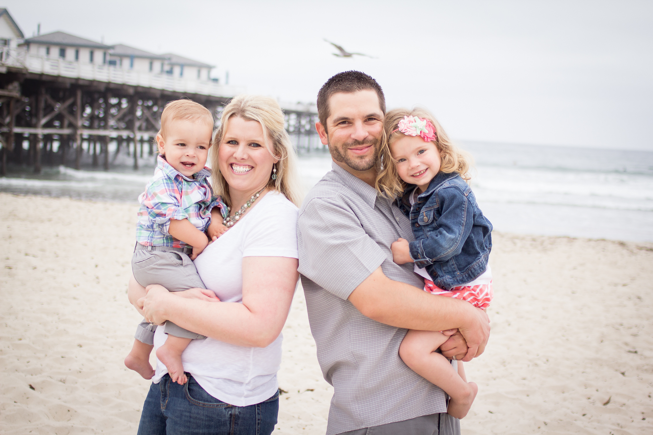 Family Portraits | Pacific Beach | Forever Young Photography By Paige-17