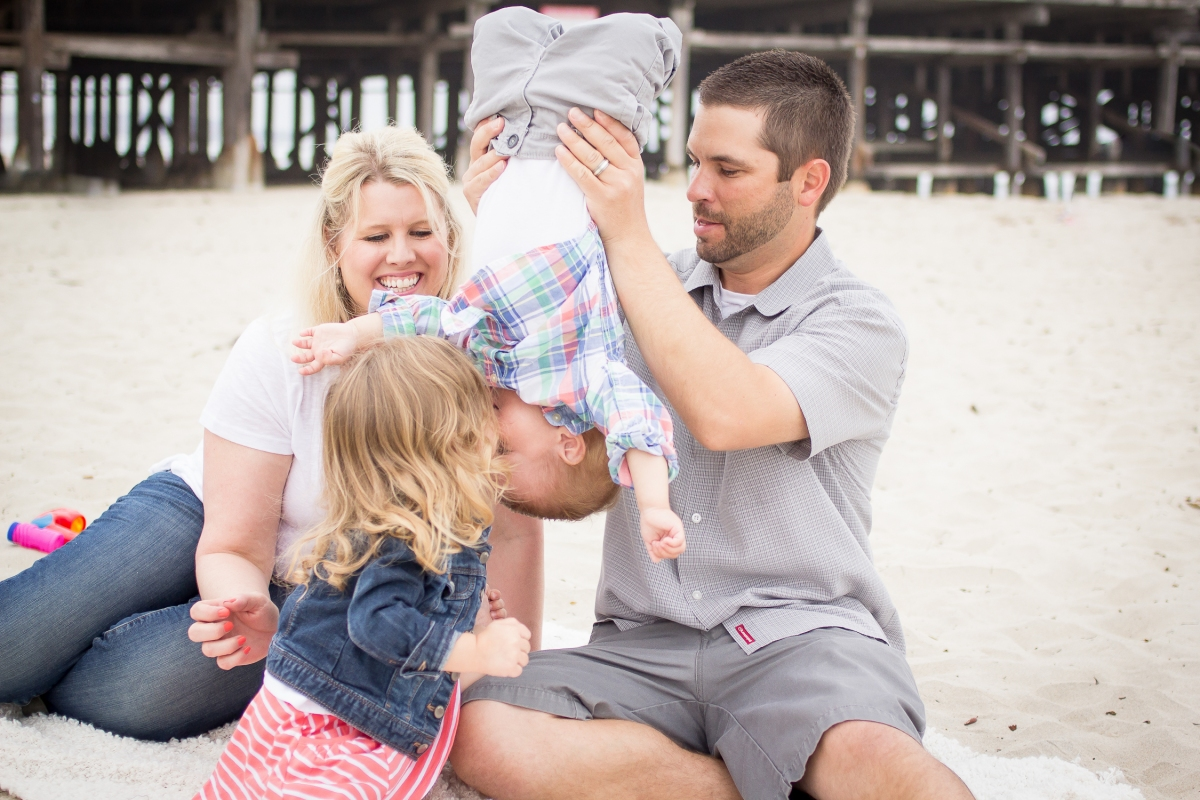 Family Portraits | Pacific Beach | Forever Young Photography By Paige-21