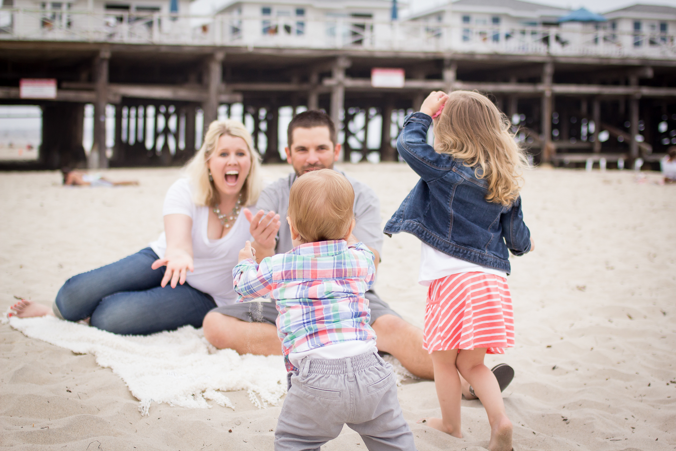 Family Portraits | Pacific Beach | Forever Young Photography By Paige-24