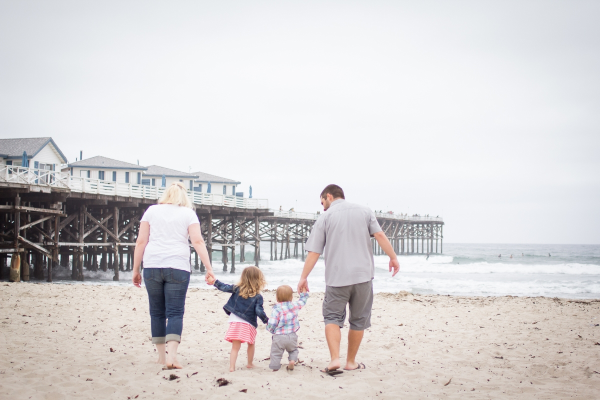 Family Portraits | Pacific Beach | Forever Young Photography By Paige-6