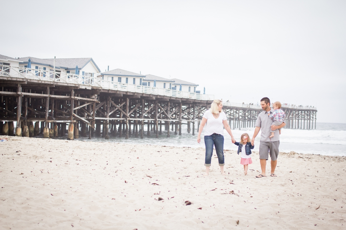 Family Portraits | Pacific Beach | Forever Young Photography By Paige-7