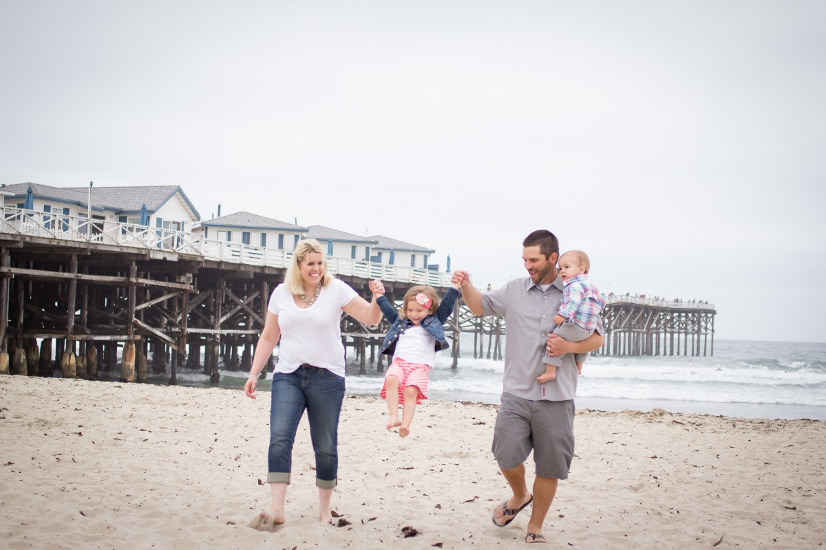 Family Portraits | Pacific Beach | Forever Young Photography By Paige-9