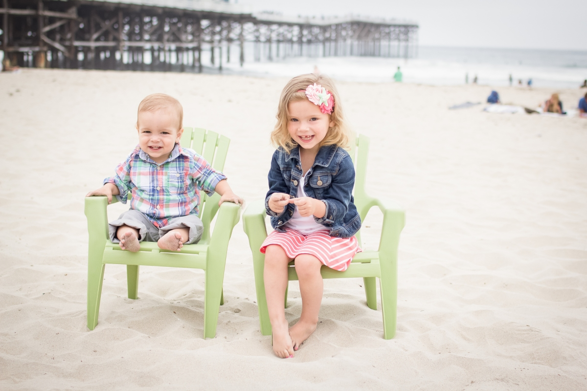 Family Portraits | Pacific Beach | Forever Young Photography By Paige