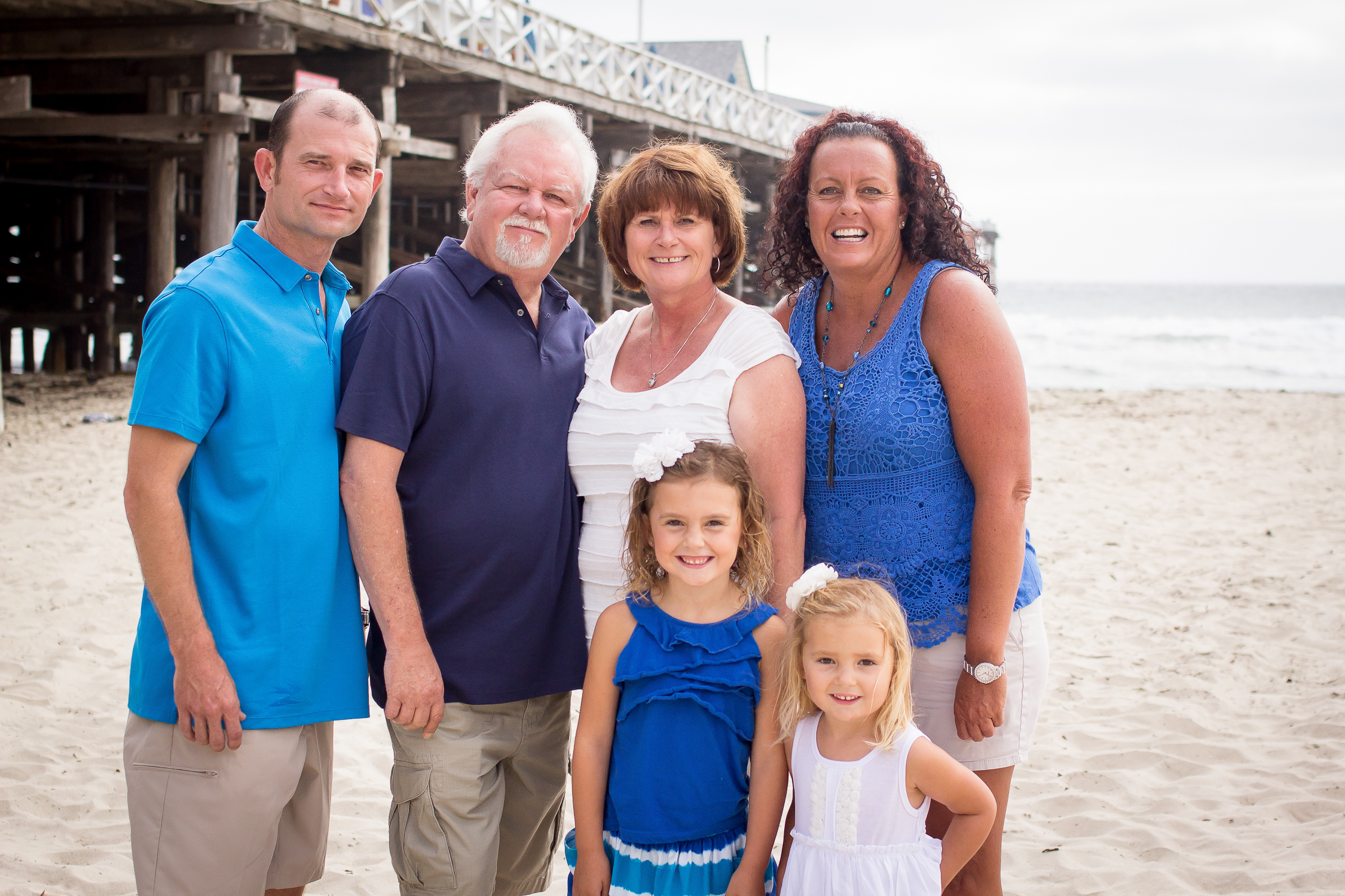 The Taylor Family | Pacific Beach | Forever Young Photography By Paige-2