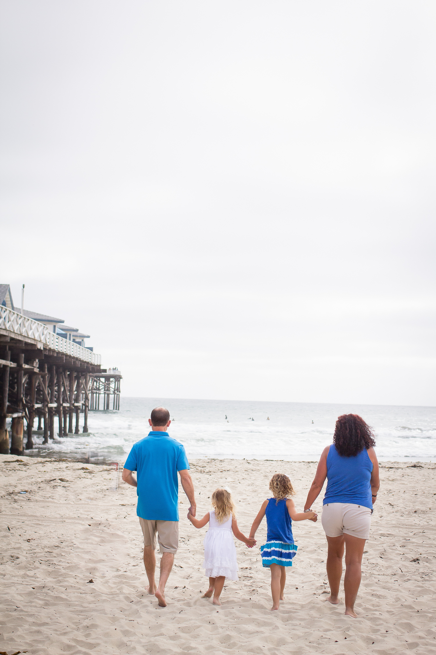 The Taylor Family | Pacific Beach | Forever Young Photography By Paige-25