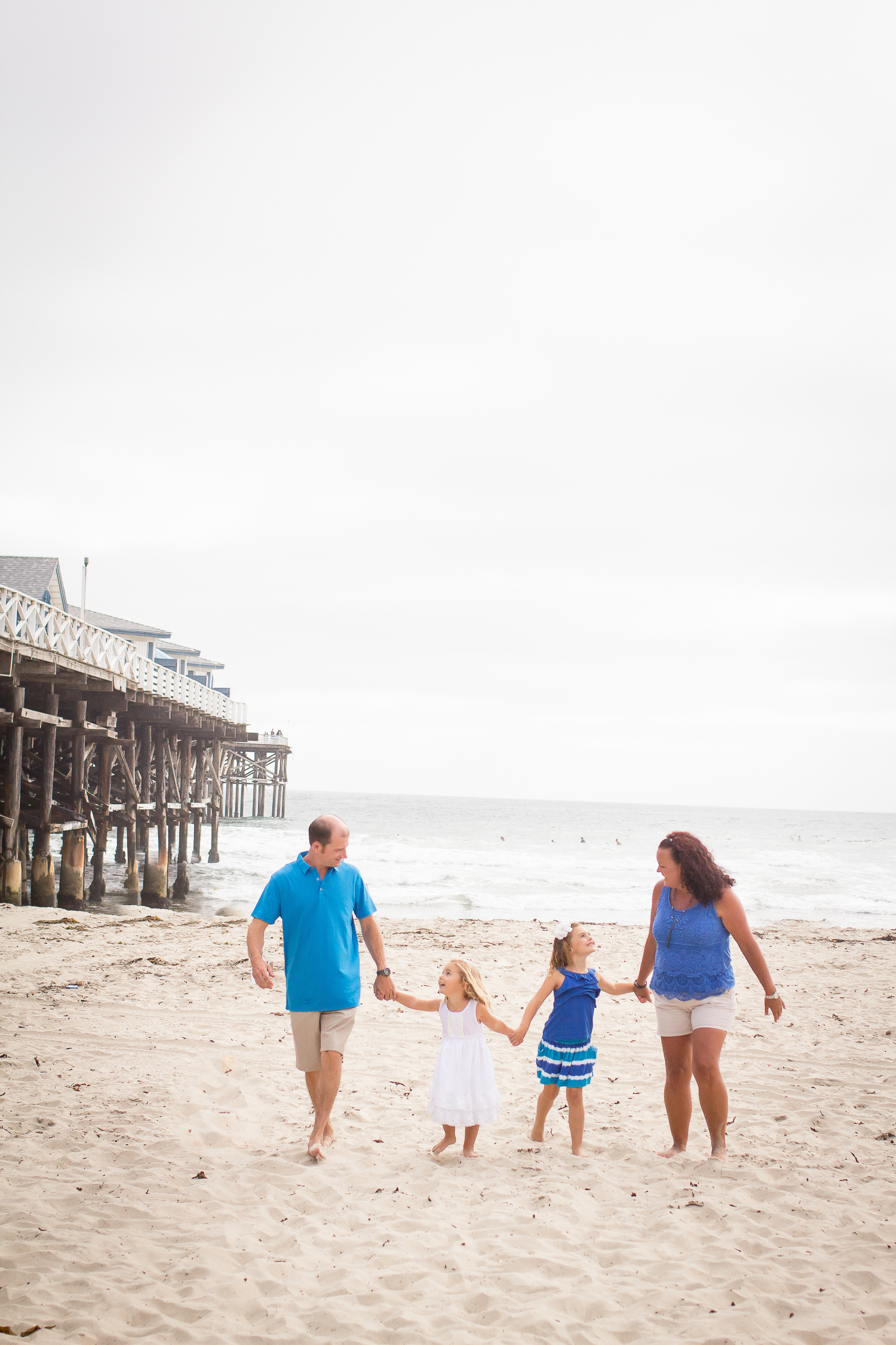 The Taylor Family | Pacific Beach | Forever Young Photography By Paige-26