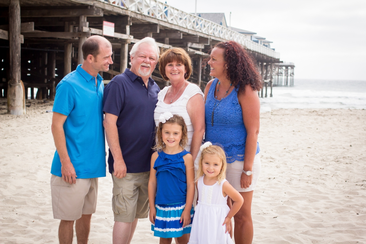 The Taylor Family | Pacific Beach | Forever Young Photography By Paige-3
