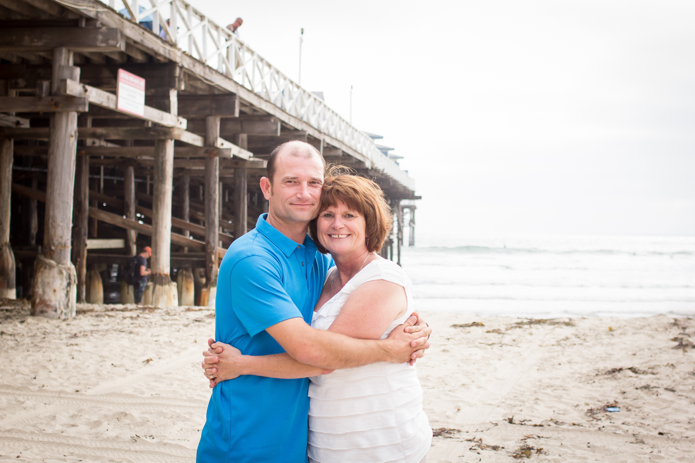The Taylor Family | Pacific Beach | Forever Young Photography By Paige-30