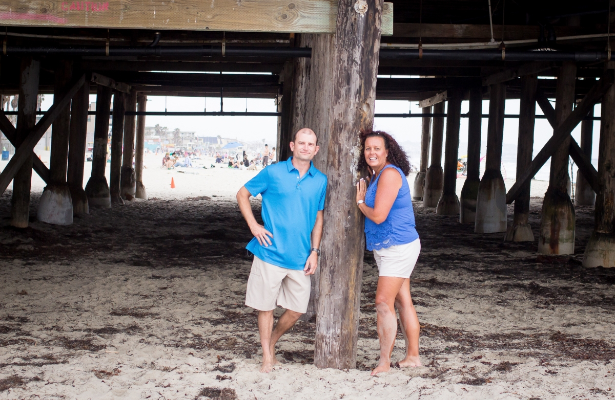The Taylor Family | Pacific Beach | Forever Young Photography By Paige-34