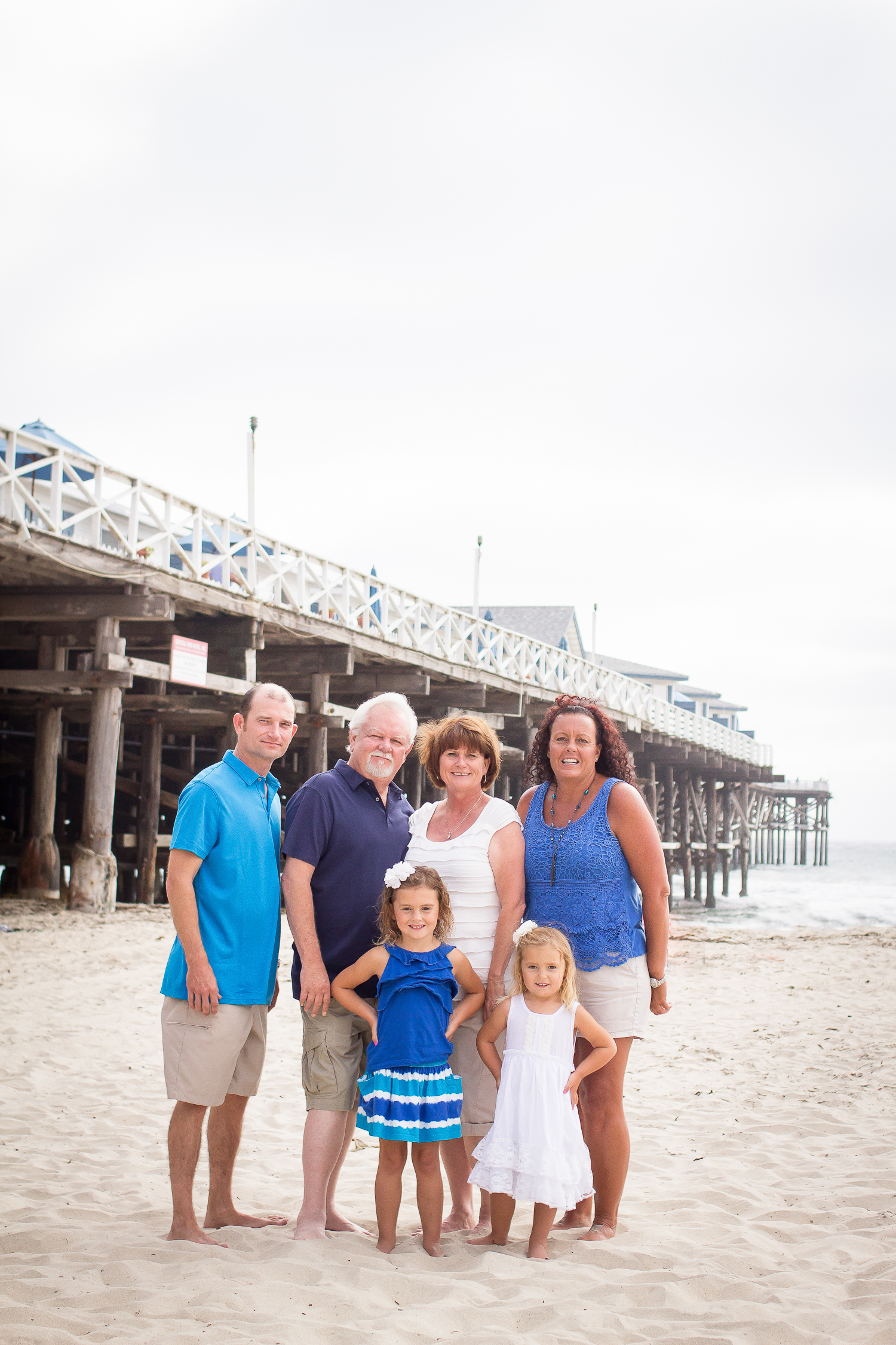 The Taylor Family | Pacific Beach | Forever Young Photography By Paige