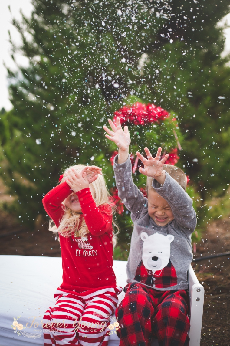 San Diego Christmas Tree Farm Photoshoot | Forever Young Photography By Paige-112