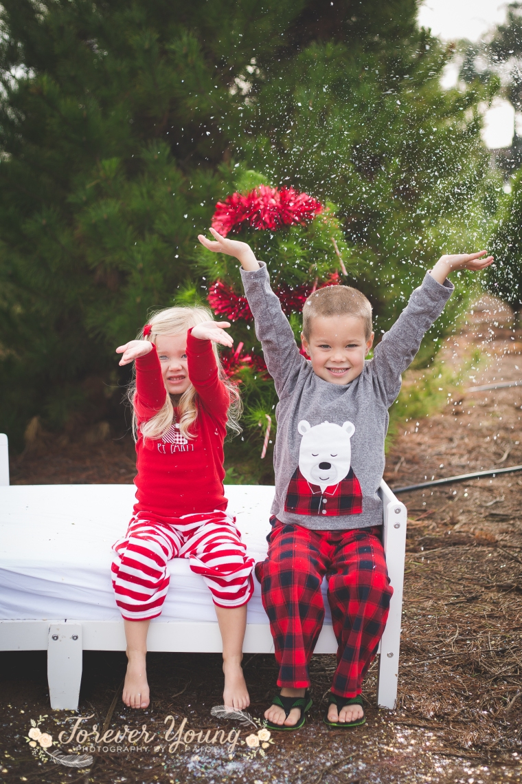 San Diego Christmas Tree Farm Photoshoot | Forever Young Photography By Paige-117