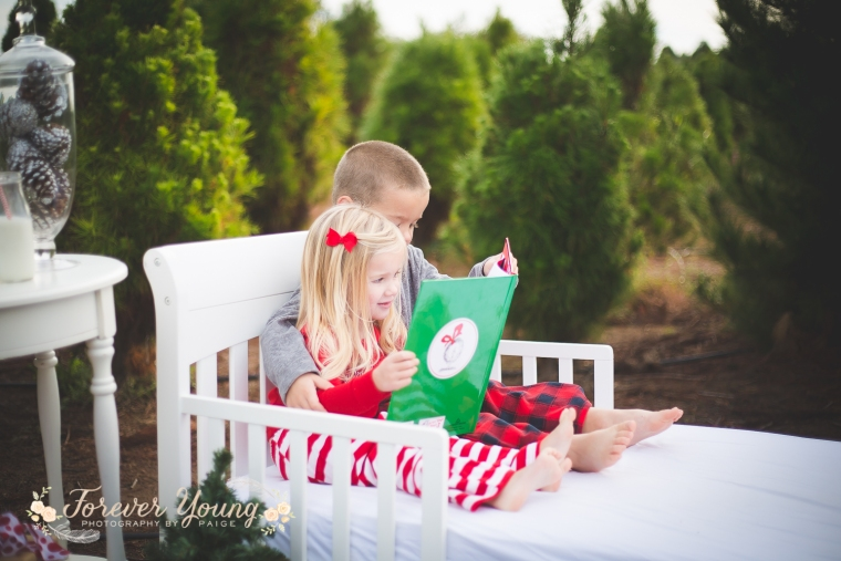 San Diego Christmas Tree Farm Photoshoot | Forever Young Photography By Paige-26