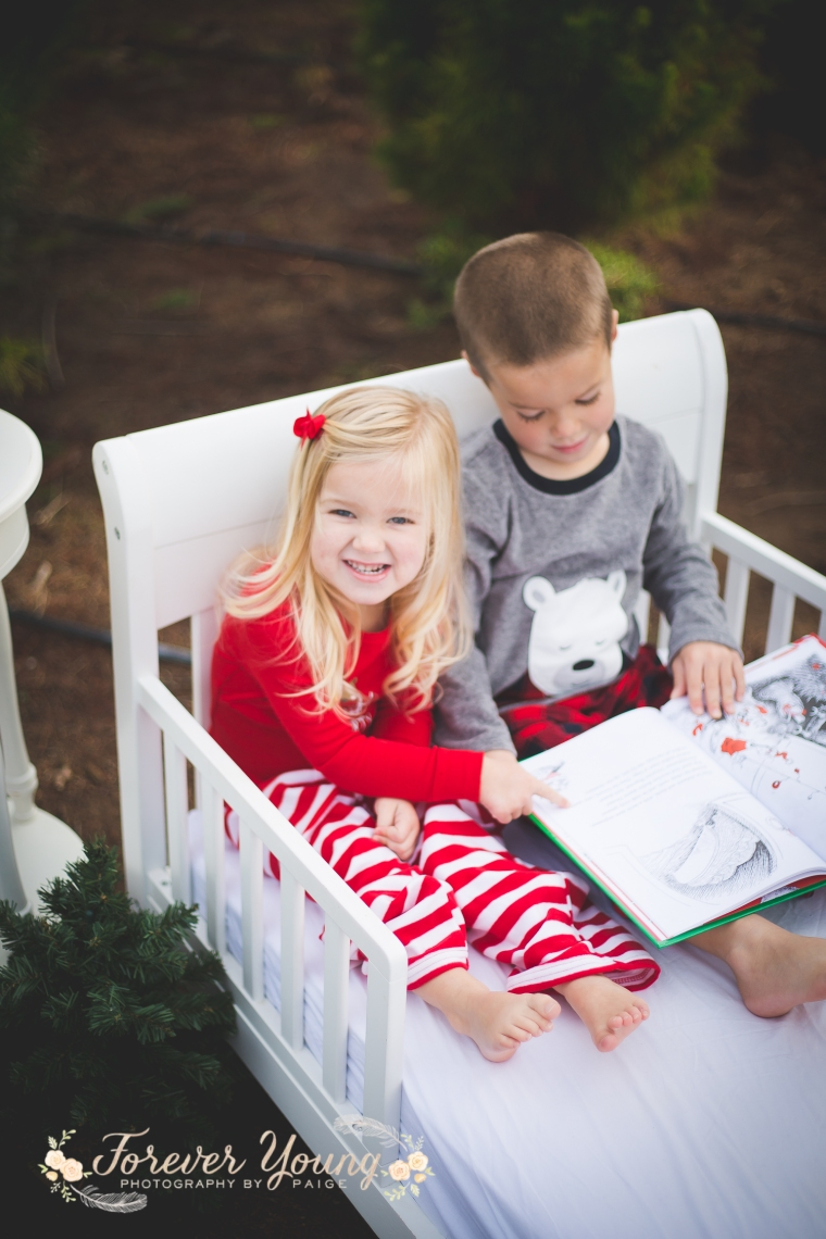 San Diego Christmas Tree Farm Photoshoot | Forever Young Photography By Paige-38