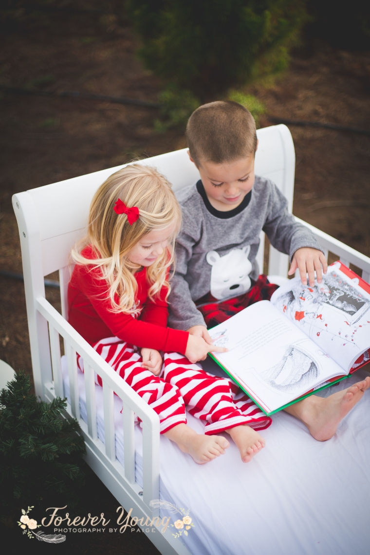 San Diego Christmas Tree Farm Photoshoot | Forever Young Photography By Paige-39
