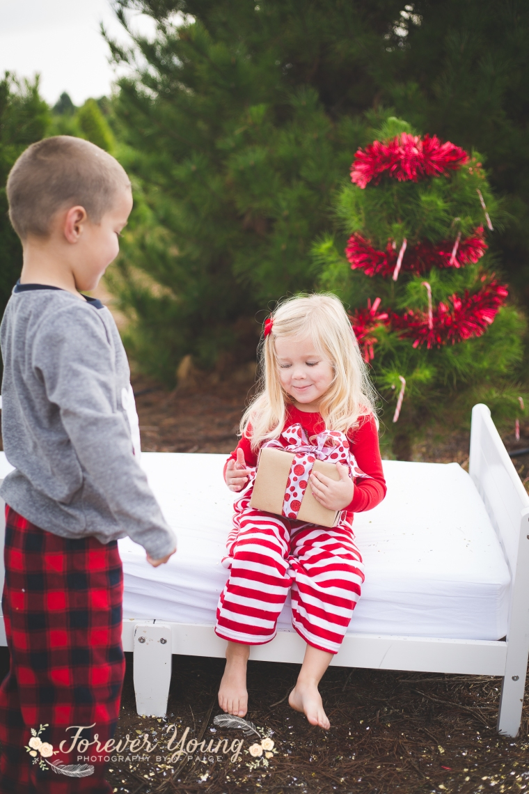 San Diego Christmas Tree Farm Photoshoot | Forever Young Photography By Paige-99