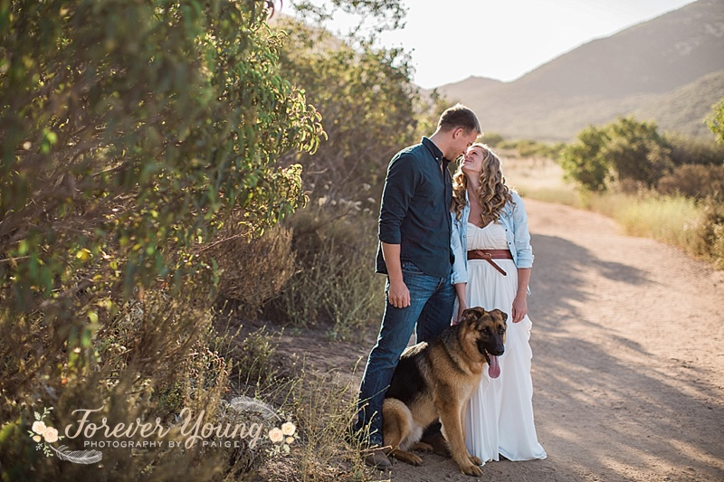 Iron Mountain | The Sytsma's One Year Anniversary Portrait Session 003