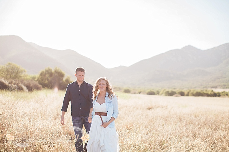 Iron Mountain | The Sytsma's One Year Anniversary Portrait Session 016