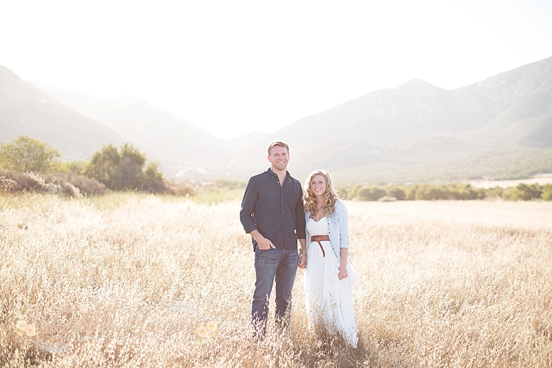 Iron Mountain | The Sytsma's One Year Anniversary Portrait Session 018