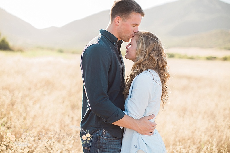 Iron Mountain | The Sytsma's One Year Anniversary Portrait Session 020