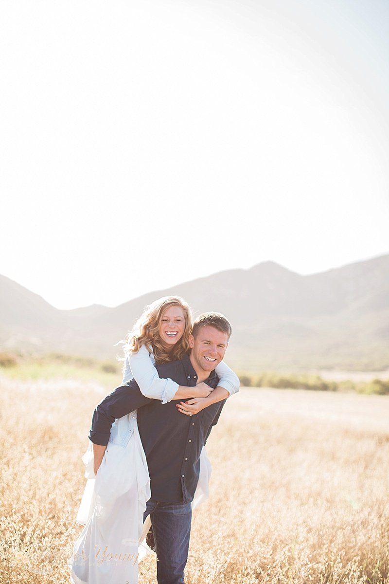 Iron Mountain | The Sytsma's One Year Anniversary Portrait Session 025