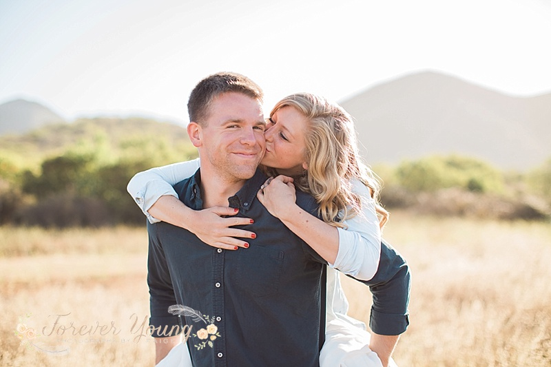 Iron Mountain | The Sytsma's One Year Anniversary Portrait Session 026