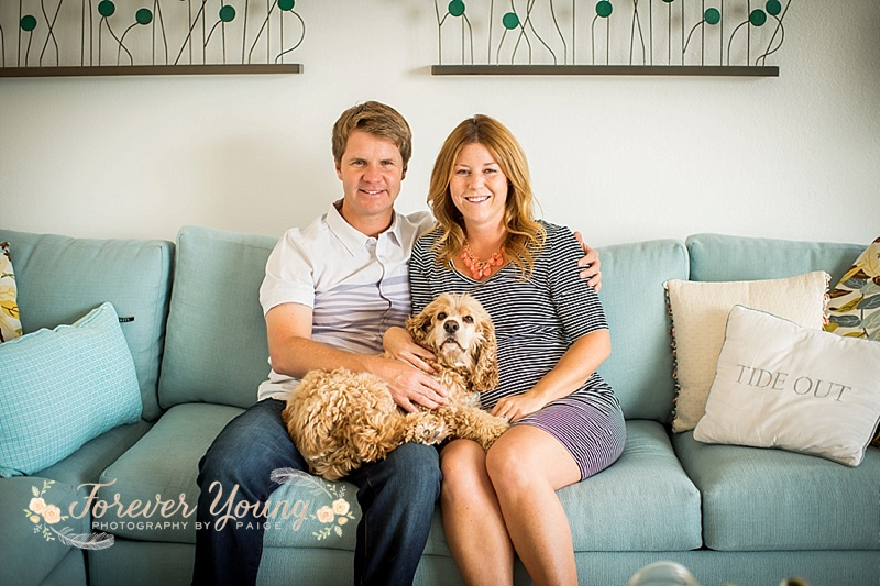San Diego Maternity Portrait Session | The Haven's 001